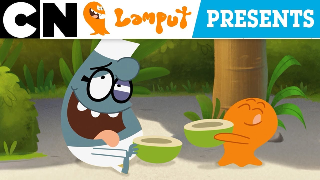 Lamput Presents | OH NO specs & Lamput are stranded! 🚁🚁 | The Cartoon Network Show ep. 44
