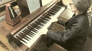 "(HD) Robert Schumann,  ""Knight of the Rocking Horse,"" Kinderszenen no.  9, Op.  15"
