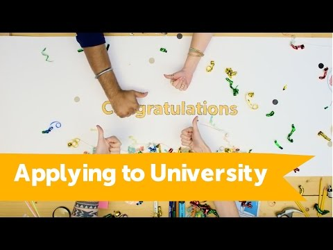 Applying To University | The ULTIMATE Guide