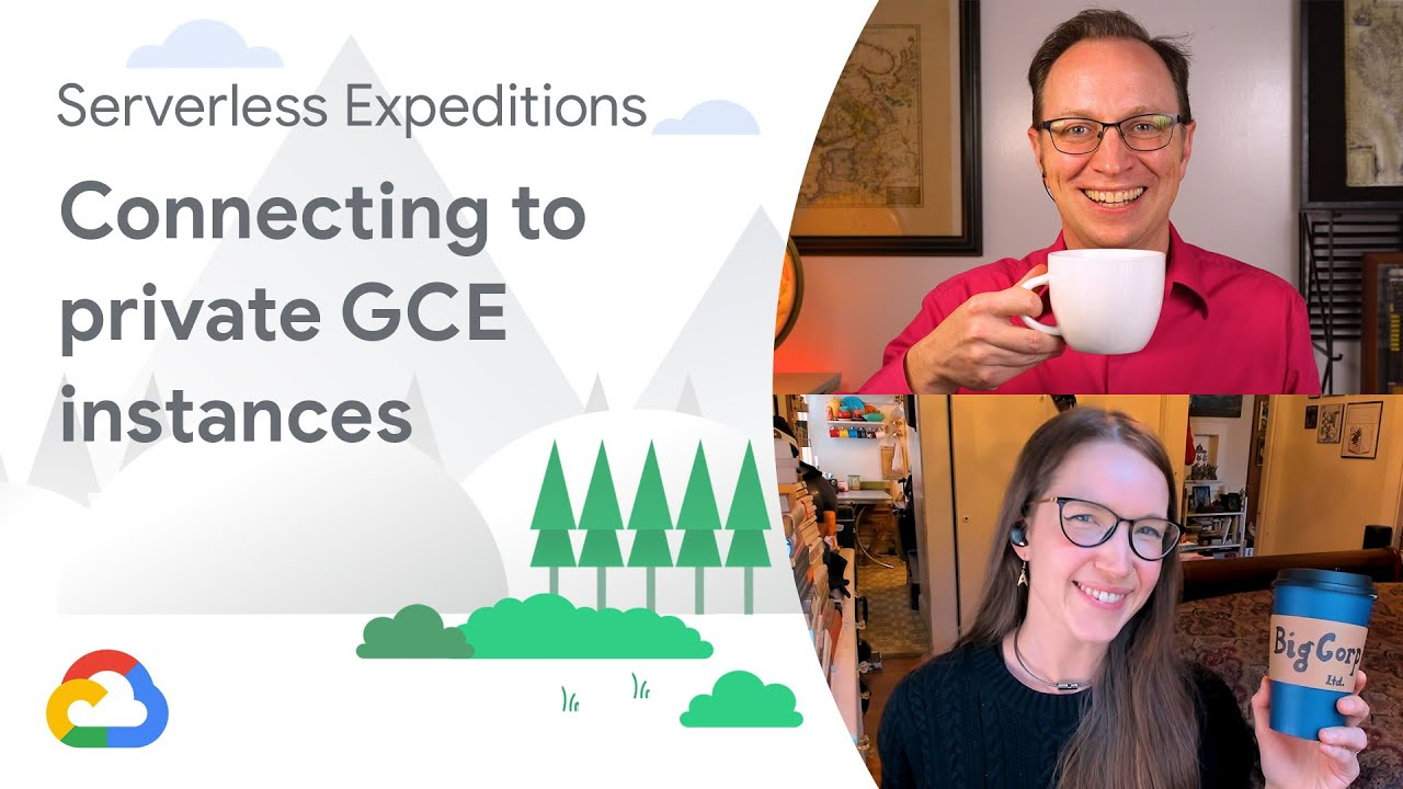 Connecting to Private GCE Instances
