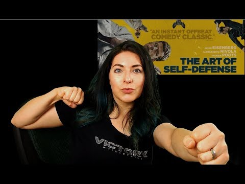 """""""The Art Of Self-Defense"""" Is Dynamite"""