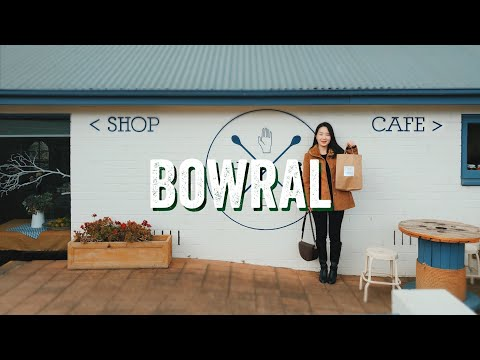 Bowral, Full Of Extra Touches   Cinematic Vlog