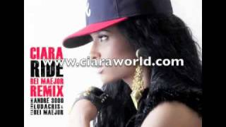 Ciara - Ride Remix Feat. Bei Maejor, Andre 3000 & Ludacris