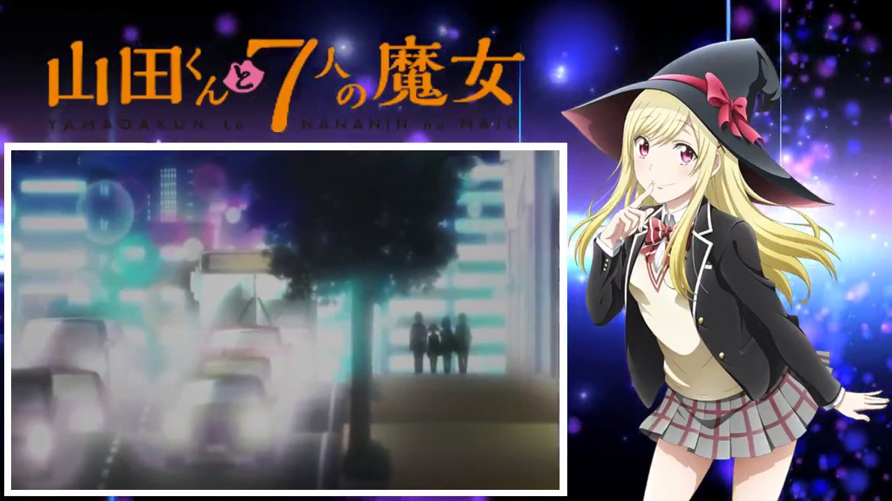 Download Anime Gender Bender   Yamada kun and the Seven Witches Episode 08