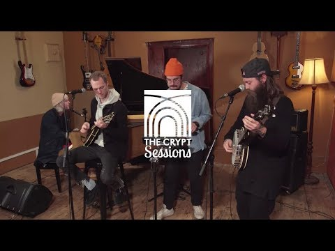Judah & The Lion - Suit And Jacket | The Crypt Sessions