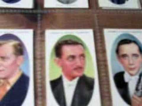 1936 Jazz & Dance Band Leaders Cards, Cab Calloway