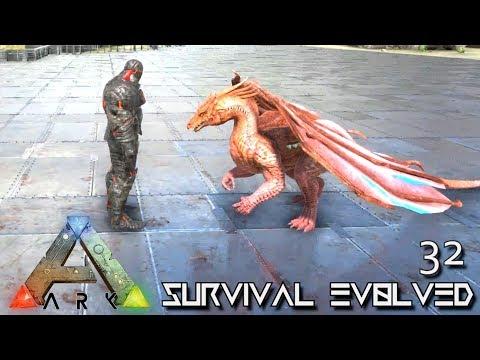 ARK: SURVIVAL EVOLVED - DRAGON TAMING & BABY BREEDING !!! E32 (MODDED ARK PUGNACIA DINOS GAMEPLAY) thumbnail