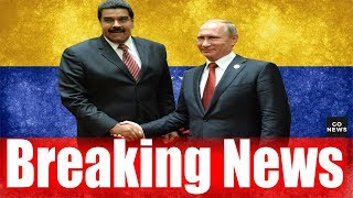 BREAKING: US Calls out VENEZUELA as RUSSIA is ALARMED