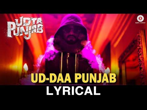 Ud-daa Punjab - Lyrical Video | Udta Punjab | Vishal Dadlani & Amit Trivedi | Shahid Kapoor