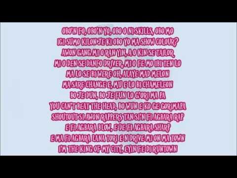 MoChedda Bad ft Olamide {WITH LYRICS }