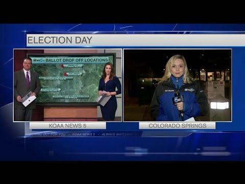 Colorado Springs Election Happening Tuesday