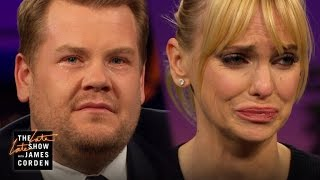 Crying Lessons w/ Anna Faris & Joshua Jackson