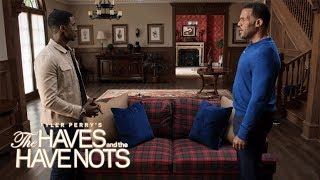 Jeffery Refuses to Stop Seeing Justin | Tyler Perry's The Haves and the Have Nots | OWN