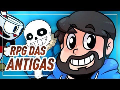 O VELHOTE DOS GAMES ft. CORE DAS ANTIGAS - Ubi Convida - Ubisoft Brasil