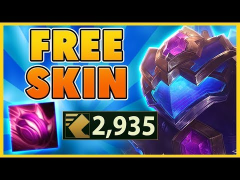 *FREE SKIN* RIOTS OFFICIALLY GONE INSANE (FIND OUT HOW) - BunnyFuFuu