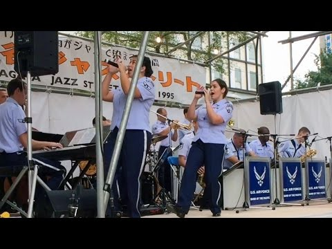 Boogie Woogie Bugle Boy / In The Mood - Pacific Showcase 2016