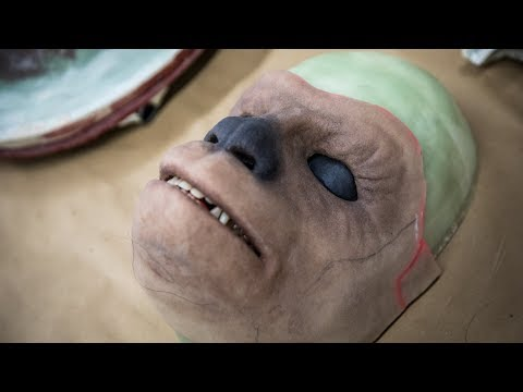 The Making of Adam Savage's Chewbacca Mask!