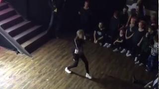 Валерия Дмитриева Хип хоп Ещё до старта далеко