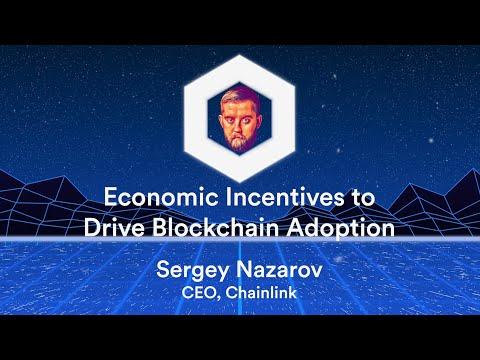Economic Incentives to Drive Blockchain Adoption (Sergey Nazarov, Chainlink - Relay Chain Podcast)