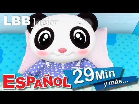 Antes de ir a dormir | Y muchas más canciones infantiles | LBB Junior