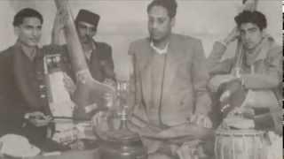 Ustad Amir Khan Saheb. JhanakJhanak Payal Baje..Raag Adana.