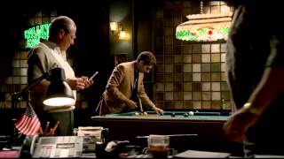 Tony learned that Vito is a GAY - The Sopranos HD