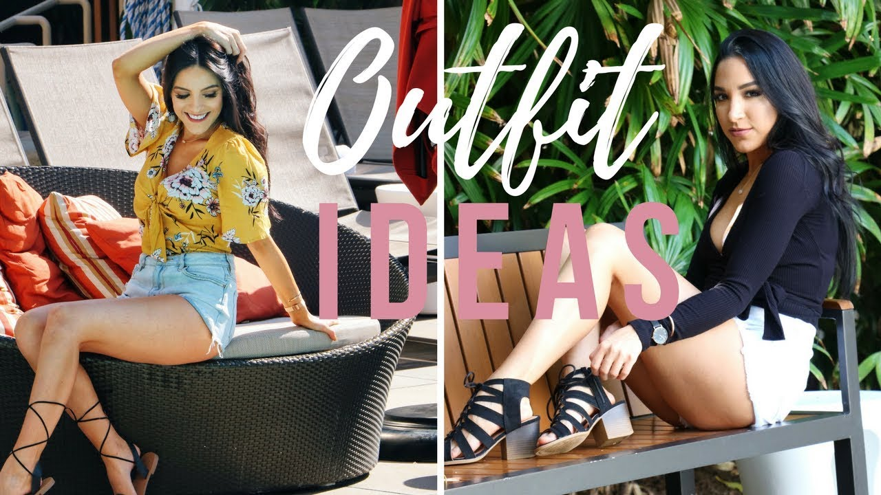 Outfit Ideas For Spring | Date Night, Casual & Girls Night Out