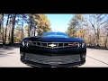 2014 Chevrolet Camaro RS GoPro Footage 0-60 mph & 0-100 mph