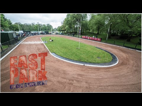 HSBC Elite GP - Seniors  6th May 2017 East Park Wolves Cycle Speedway Club