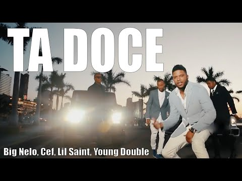 "B26 "" TA DOCE "" (VIDEO OFICIAL ) Big Nelo, Cef, Lil Saint, Young Double"