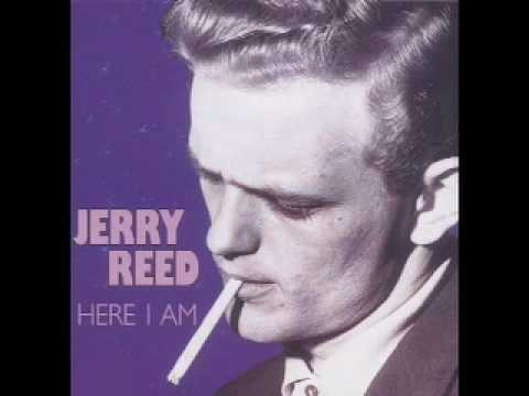 Jerry Reed - I'm A Lover Not A Fighter