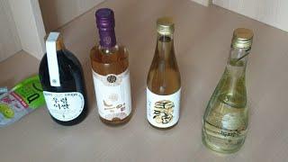 7월의 전통주/능이주, 녹파주, 대윤가야곡 왕주, 우렁…