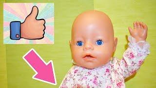 Одежда и аксессуары для куклы BABY BORN doll с Aliexpress ОБЗОР очень красивых товаров Беби Борн