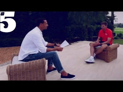 Legend Reborn - Rio Ferdinand Chats With Steven Gerrard Part 2