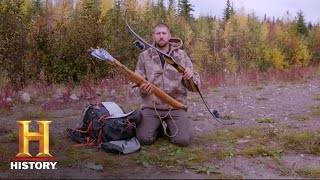 Alone: Joel's 10 Survival Items (Season 7) | Exclusive | History