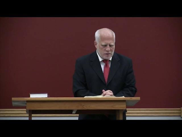 PM 190825 · How to pray for holiness · Pastor Pittman · VBC Livestream