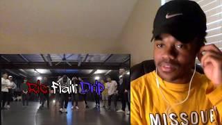 Ric Flair Drip | Melvin Timtim choreography | SRank Freestyle   REACTION