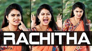 Navasaram! Rachitha Dazzles with her Expressions | A Galatta Game