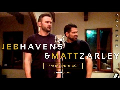 P!nk Cover - F**kin' Perfect (with Jeb Havens)