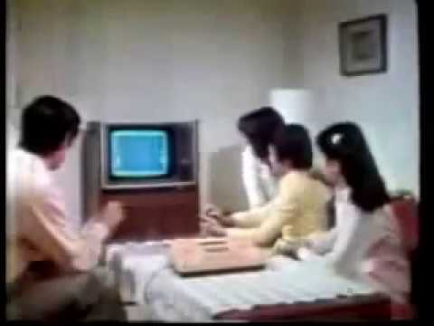 Nintendo Color TV Game Commercial 1977