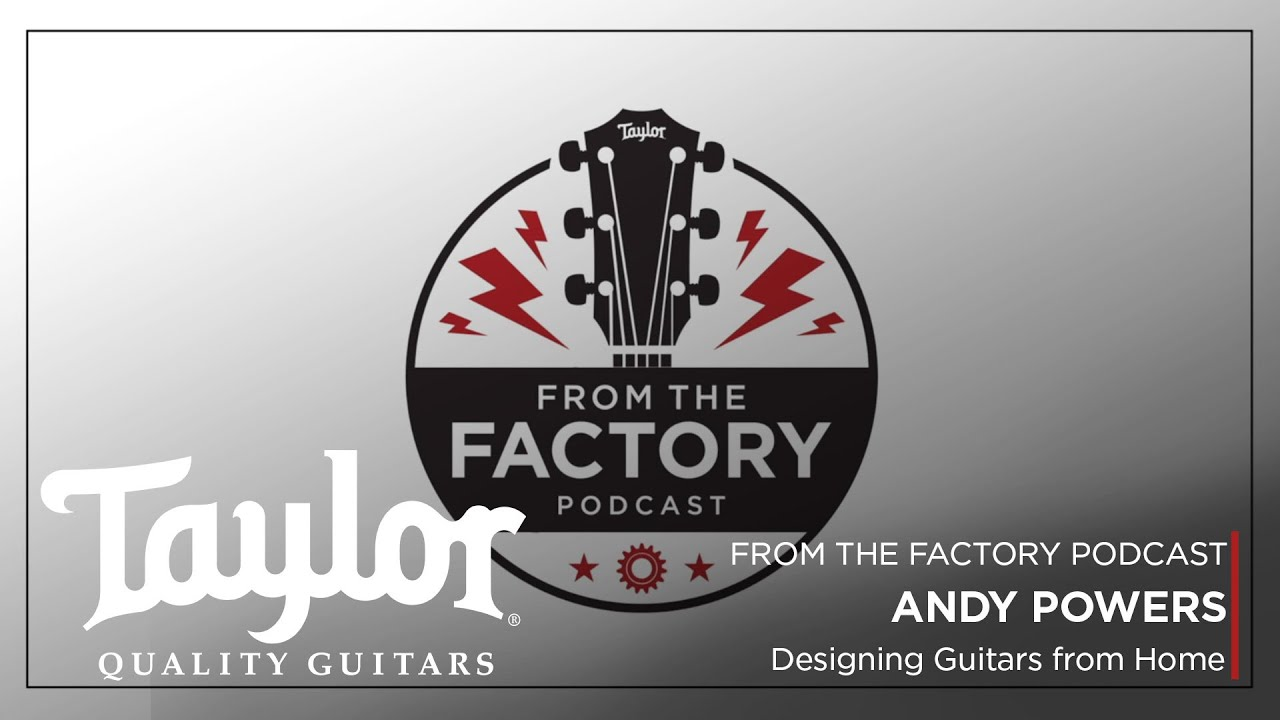 Andy Powers | From the Factory Podcast