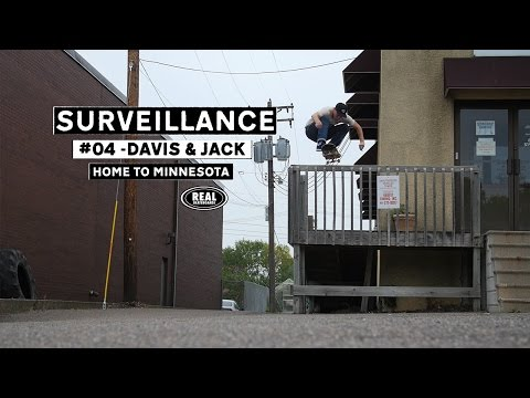 Surveillance #04 : Home to Minnesota