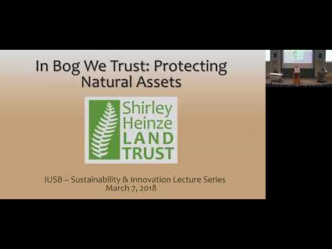 In Bog We Trust: Protecting Natural Assets