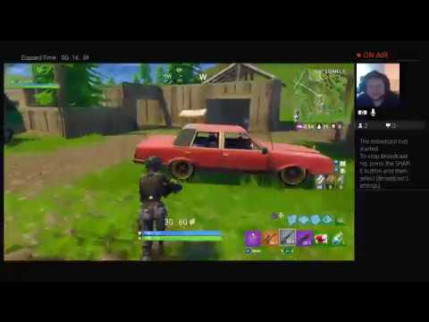 1 Win down!! Gotta Get me some of them VICTORY ROYALES!!!!!! | Fortnite: Battle Royale