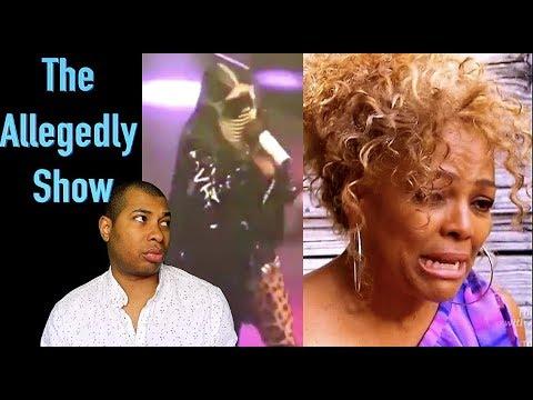 The Allegedly Show: Foxy Brown Fails, Kim Fields BACK On RHOA? + Reality Tea & Celebrity Gossip