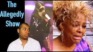The Allegedly Show: Foxy Brown Fails, Kim Fields BACK on RHOA? + Re...