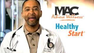 Get a Healthy Start at MAC - Dr. Gino Freeman