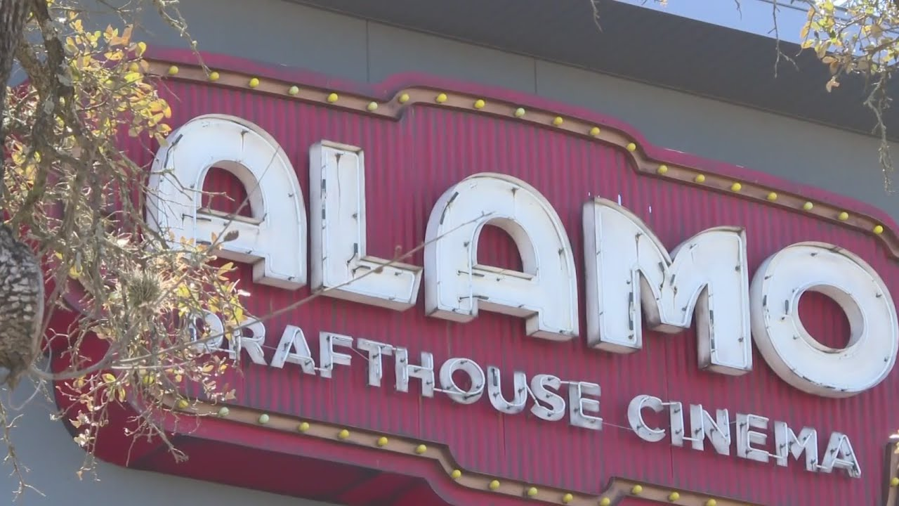 Alamo Drafthouse files for bankruptcy, will close 2 Texas theaters