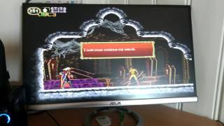Castlevania The Lecarde Chronicles 2 private mobile recording 5/9