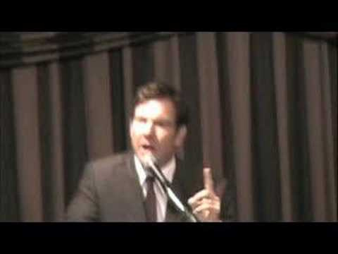 Dennis Quaid at Health Journalism 2008